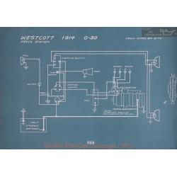 Westcott 0 30 Schema Electrique 1914 V2