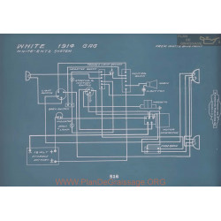 White Gag Schema Electrique 1914 V2