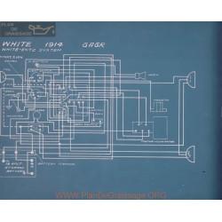 White Gagr Schema Electrique 1914