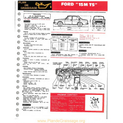 Ford 15m Ts Ft