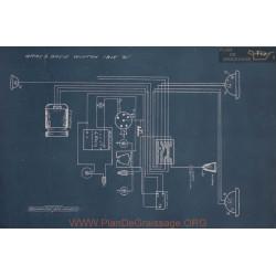 Winton 21 Schema Electrique 1915 V3
