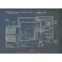 Woods Dual Power 1600 Schema Electrique 1917 Woods