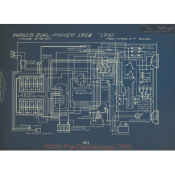 Woods Dual Power 1700 Schema Electrique 1918 V3