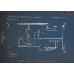 Ahrens Fox Fire Engine Schema Electrique