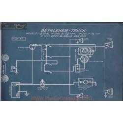 Bethlehem Truck D E F 6volt Schema Electrique Gray & Davis