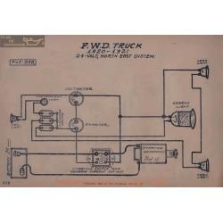 Fwd Truck 24volt Schema Electrique 1920 1921 North East