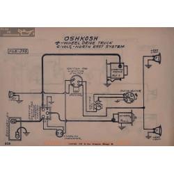 Oshkosh 4 Wheel Truck 6volt Schema Electrique North East