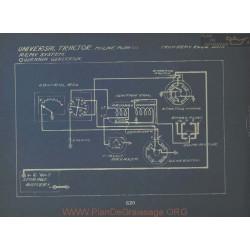 Universal Tractor Moline Schema Electrique Remy