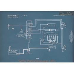Howard Schema Electrique 1917 V2