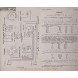 Auburn 6 39 6volt Schema Electrique 1917 Remy Plate 239