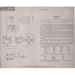 Auburn 6 39 6volt Schema Electrique 1919 Remy Plate 35