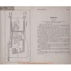 Chalmers 26 Single Unit 18volt Schema Electrique 1919 Entz Plate 29