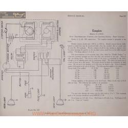 Empire 31 6volt Schema Electrique 1914 Remy Plate 235