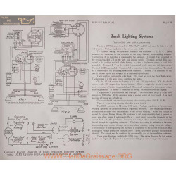 General Bosch Lighting Dsc Dsr Schema Electrique 1919 Plate 178