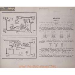 Inter State Tf 6volt Schema Electrique 1919 Remy Plate 159
