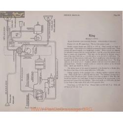 King C 6volt Schema Electrique 1915 Bijur Plate 240