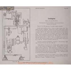 Lexington 60 600 6volt Schema Electrique 1917 Westinghouse Plate 248