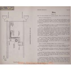 Metz 25 6volt Schema Electrique 1919 Gray And Davis Plate 34