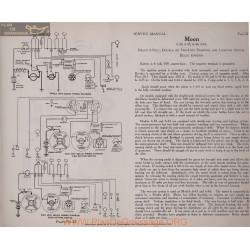 Moon 6 30 6 43 6 66 6volt Schema Electrique 1919 Delco Plate 22
