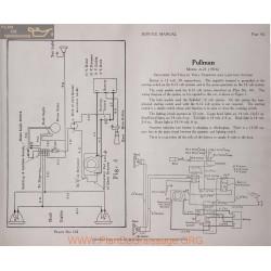 Pullmann A25 12volt Schema Electrique 1916 Splitdorf Plate 162