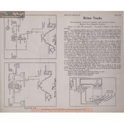 Ricker Trucks 6volt Schema Electrique 1919 Westinghouse Plate 144