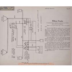 Wilcox Truck 12volt Schema Electrique 1919 Bosch Plate 219