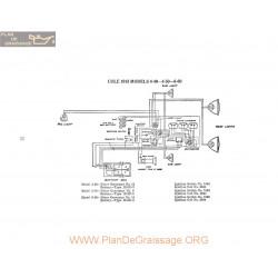 Cole 4 40 4 50 6 60 Schema Electrique 1913 P1