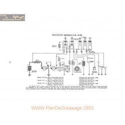 Westcott U6 O35 Schema Electrique 1915
