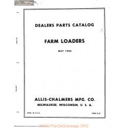 Allis Chalmers Farm Loaders May 1965 Manual