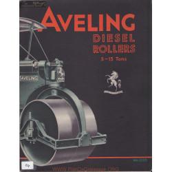 Aveling Diesel Rollers 5 15 Tons Manual