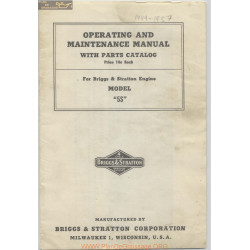 Briggs And Stratton 5s Maintenance Manual