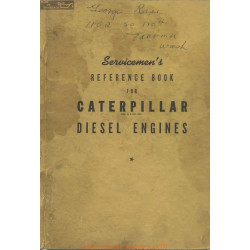 Caterpillar Diesel Engines Reference Book 1940