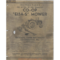 Co Op Ei5as Mower 51 467 9 51r 3650 Instruction