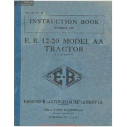 Emerson Brantingham Eb 12 20 Aa Instruction