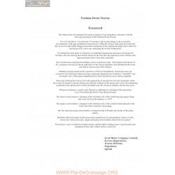 Fordson Dexta Tractor Braking System Manual