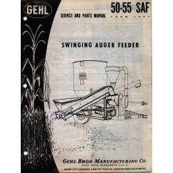 Gehl 50 55 Saf Service Manual