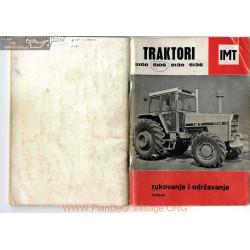 Imt 5100 5106 5130 5136 Traktor Manual