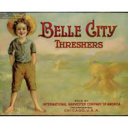 International Belle City Threshers Fiche Information