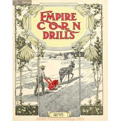 International Empire Corn Drills Fiche Information