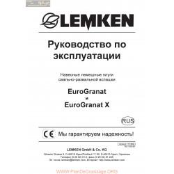 Lemken Eurogranat Rus Manual De Service 175 3662