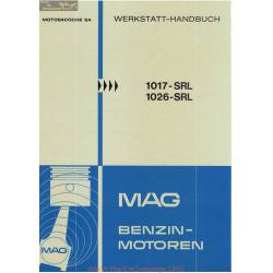 Mag 1017 1026 Srl Werkstatt Handbuch