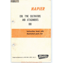 Napier Coil Tyne Cultivators And Attachents 080