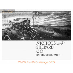 Nichols & Shepard Pdf Ns Catalog General 1913