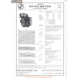 Rotax Motor 125 150 Rt57 Fiche Technique 6910