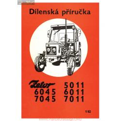 Zetor 5011 6011 6045 7011 7045 Dlensk Pruka