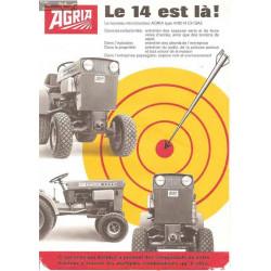 Agria 4700 14ch Sae Fiche Technique