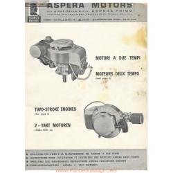 Aspera Moteur 2 Temps Fiche Technique
