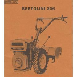 Bertolini 306 Catalogue Pieces Detachees