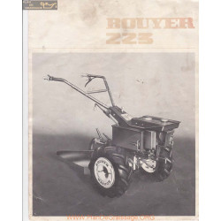 Bouyer 223 Guide Fiche Information