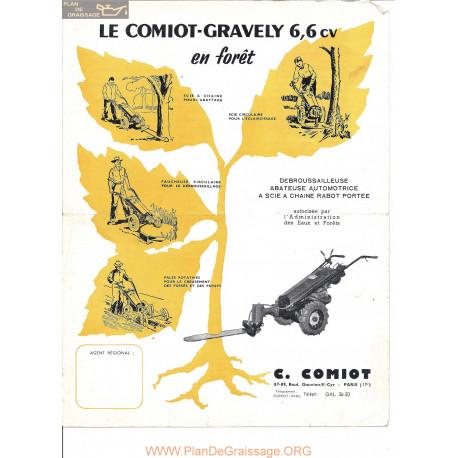 Comiot Gravely Fascicule Fiche Information